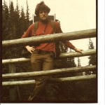 Drifter? Explorer? Mountain man? Yes- this is my dad Dick Nelson in the 70's! He lived and worked in the Rocky Mountains in Watershed Management, observing and chronicling the changes in the forrest. My brother always said he looked like the legendary Jeremiah Johnson...I always thought he looked more like the Unibomber...
