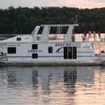 60' Deluxe House Boat